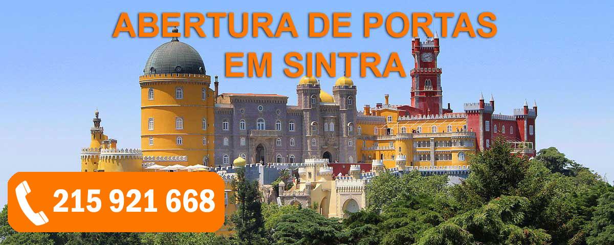 Abertura de Portas em Sintra