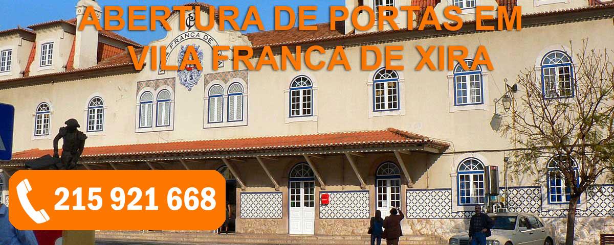 Abertura de Portas em Vila Franca de Xira