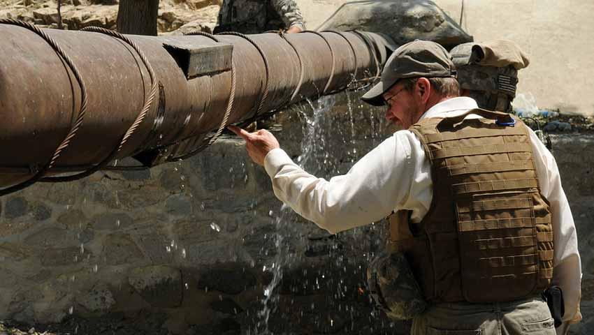 Dureza da água por concelho