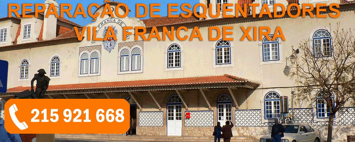 Reparação de Esquentadores Vila Franca de Xira